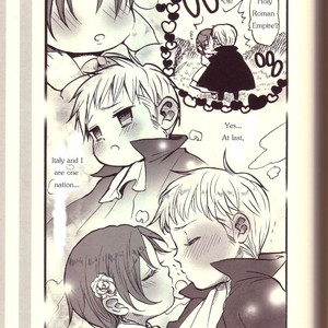 [Kigi] Lei chi sono dolci 1 – Hetalia dj [Eng] – Gay Comics image 045