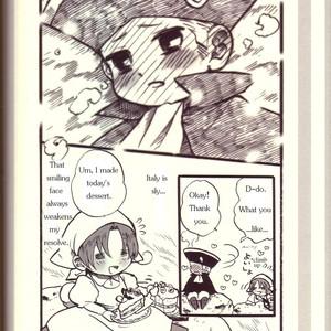 [Kigi] Lei chi sono dolci 1 – Hetalia dj [Eng] – Gay Comics image 054