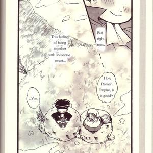 [Kigi] Lei chi sono dolci 1 – Hetalia dj [Eng] – Gay Comics image 056