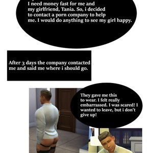 [zmii] Problems in Paradise (c.1) [Eng] – Gay Comics image 002