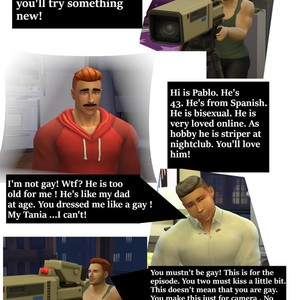 [zmii] Problems in Paradise (c.1) [Eng] – Gay Comics image 005