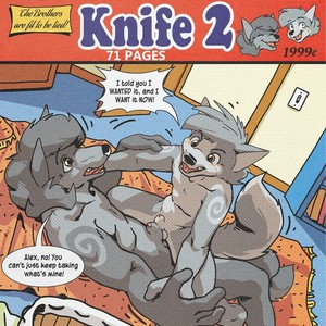[Harmarist] Sheath and Knife 2 [Eng] – Gay Comics