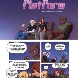 [Onta] Cross Platform [Portuguese] – Gay Comics