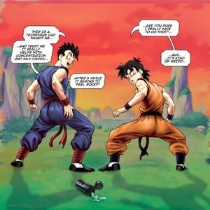 [WooferKid] Dragon Ball – Gohan & Goten – Gay Comics