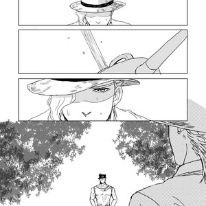 [CUBE] Boys in the Paradise – JoJo dj [Eng] – Gay Comics image 010