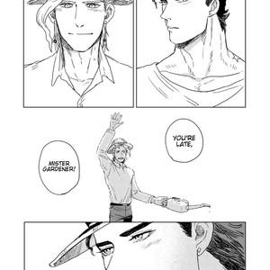 [CUBE] Boys in the Paradise – JoJo dj [Eng] – Gay Comics image 011