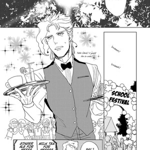 [CUBE] Boys in the Paradise – JoJo dj [Eng] – Gay Comics image 022