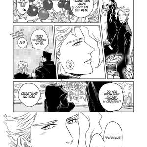 [CUBE] Boys in the Paradise – JoJo dj [Eng] – Gay Comics image 025