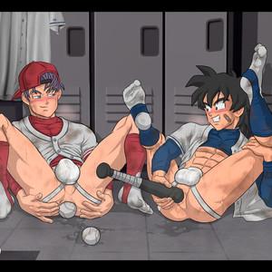 [WooferKid] Dragon Ball – Trunks & Goten – Gay Comics image 001