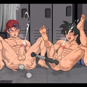 [WooferKid] Dragon Ball – Trunks & Goten – Gay Comics image 006